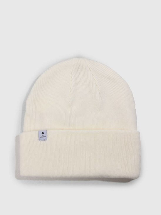 RVLT Louis Beanie Off White 9139