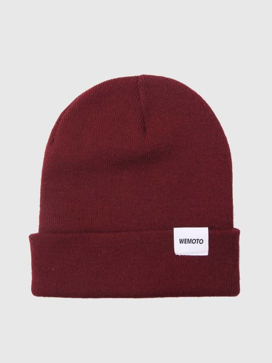 Wemoto North Beanie Burgundy 123.821-501