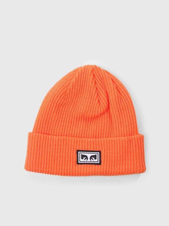 Obey Subversion Beanie Orange 100030118