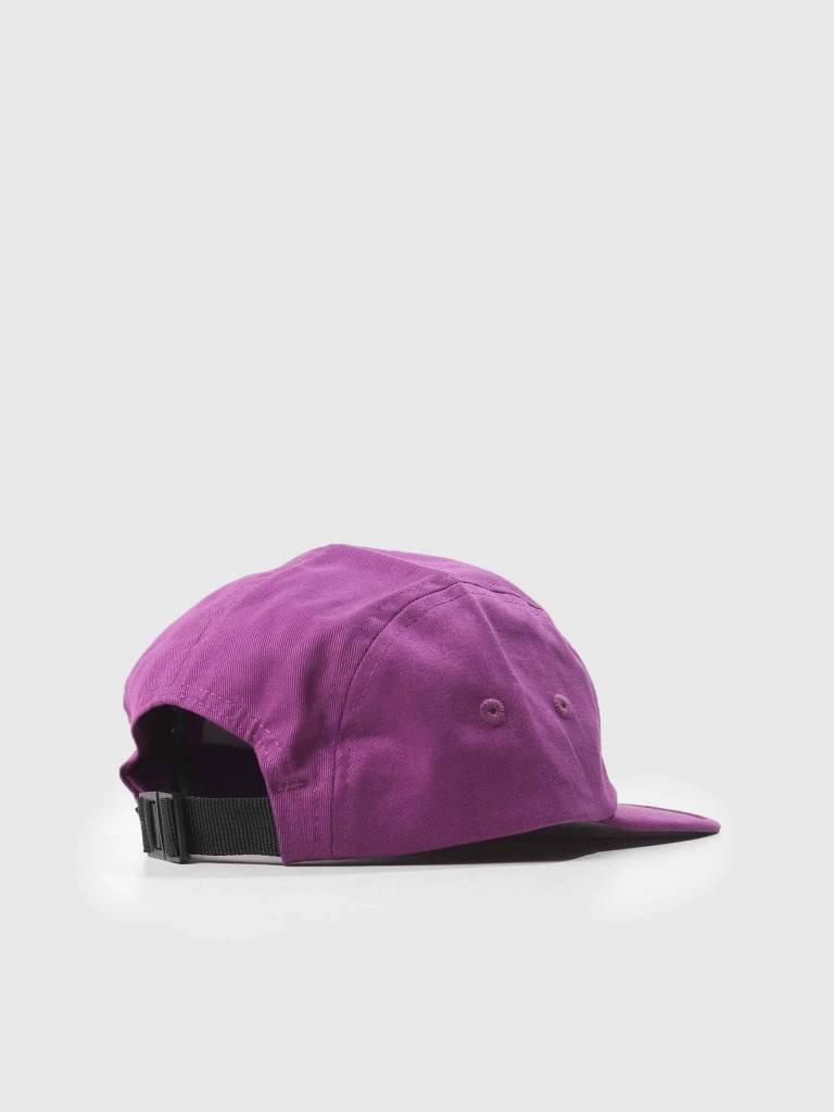Obey Obey Union 5 Panel Hat Plum 100490051