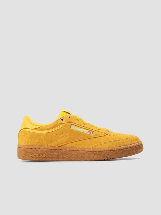 Reebok Club C 85 Mu Banana Blue Gum CN3867