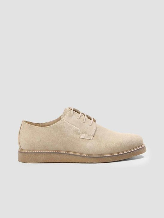 LEGENDS Lakewood Derby Shoes Beige  812-15-118