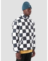 Obey Obey Bouncer Puffer Jacket Checker 121800336