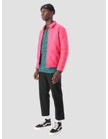 Obey Obey Dropout Liner Jacket Coral Pink 121800335