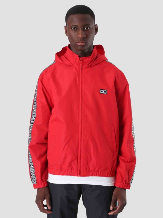 Obey Eyes Jacket Hot Red 121800350