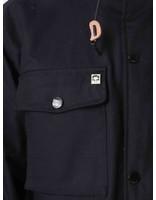 Obey Obey Heller Ii Jacket Black 121800287 Blk