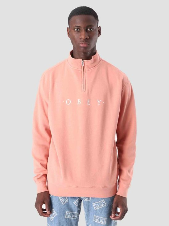 Obey Novel Obey Crew Dusty Rose 112771578