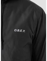 Obey Obey Singford Parka Black 121800340
