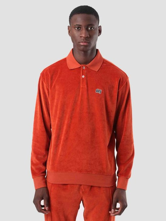 Obey Saucer Polo Picante 111620037