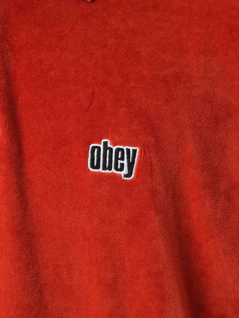 Obey Obey Saucer Polo Picante 111620037