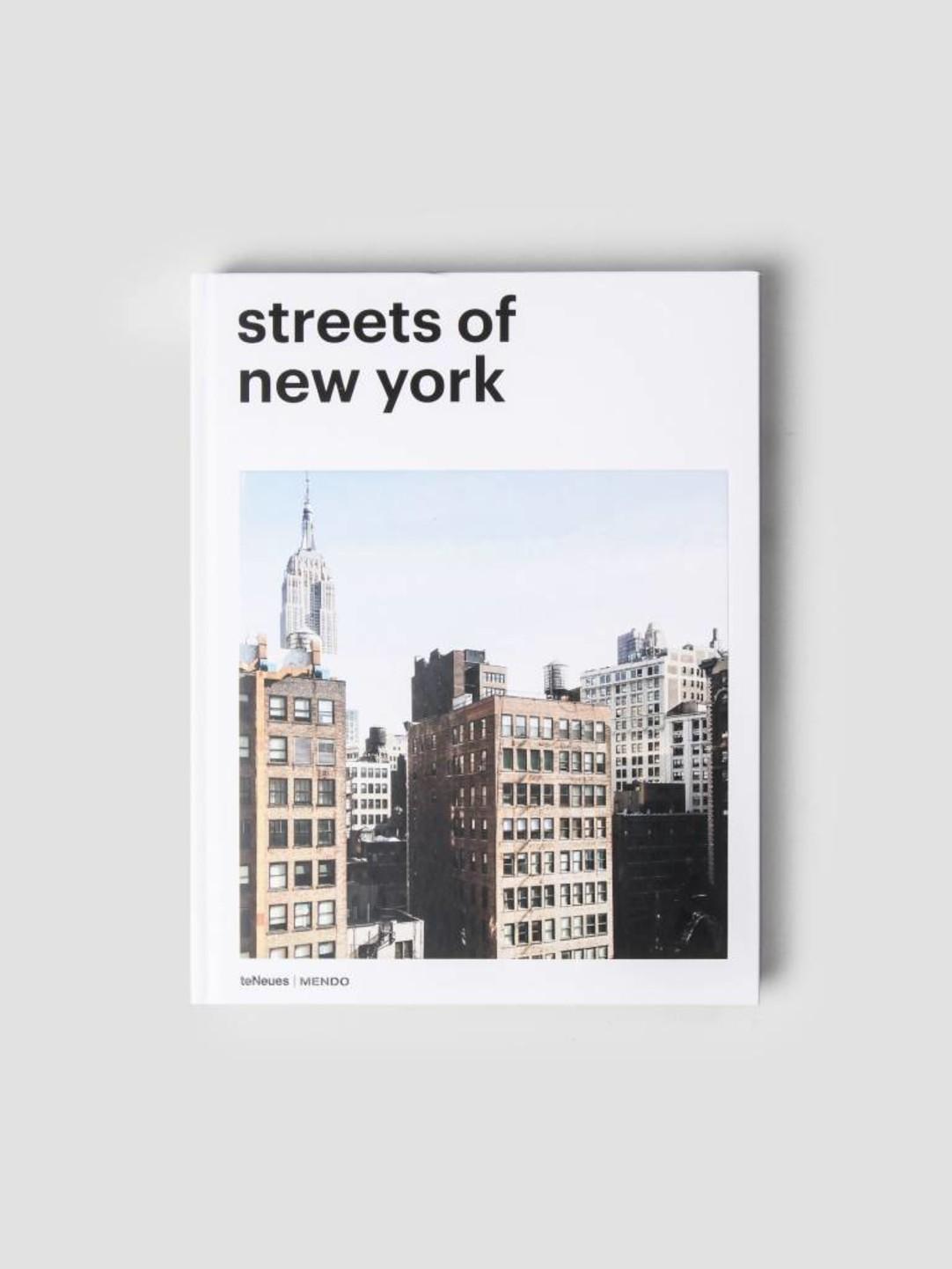 Mendo Mendo Streets Of New York