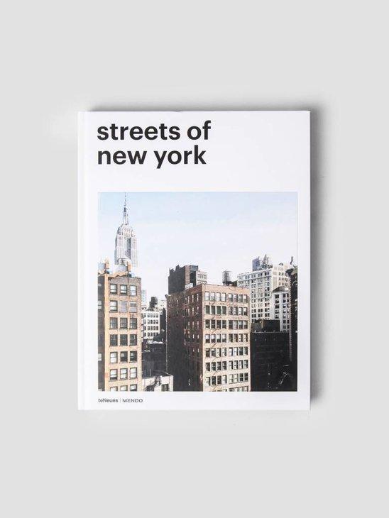 Mendo Streets Of New York