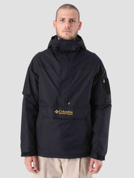 Columbia Challenger Pullover Black 1698431014