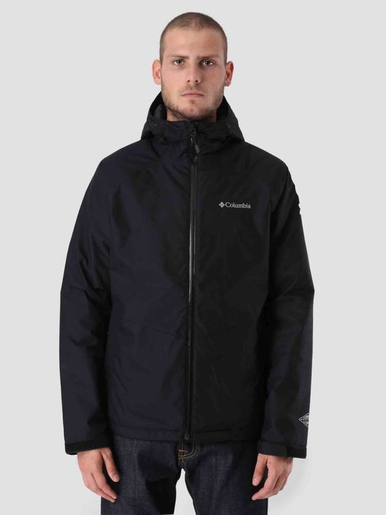 Columbia Mossy Path Jacket Black 1802961010