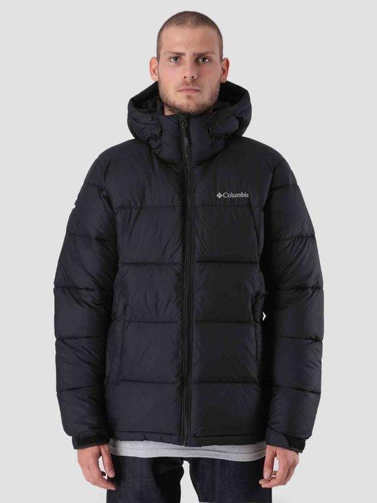 Columbia Pike Lake Hooded Jacket Black 1738032010