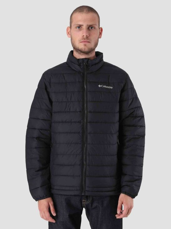 Columbia Powder Lite Jacket Black 1698001010