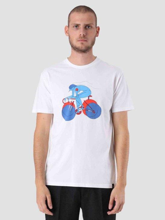 By Parra Break Away Girl T-Shirt White 41650