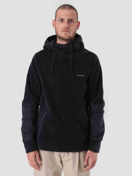 Columbia CSC Fleece Hoodie Black Black 1804871010