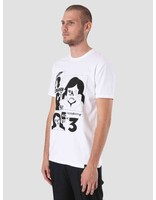 By Parra By Parra Perma Styled 5 T-Shirt White 41730