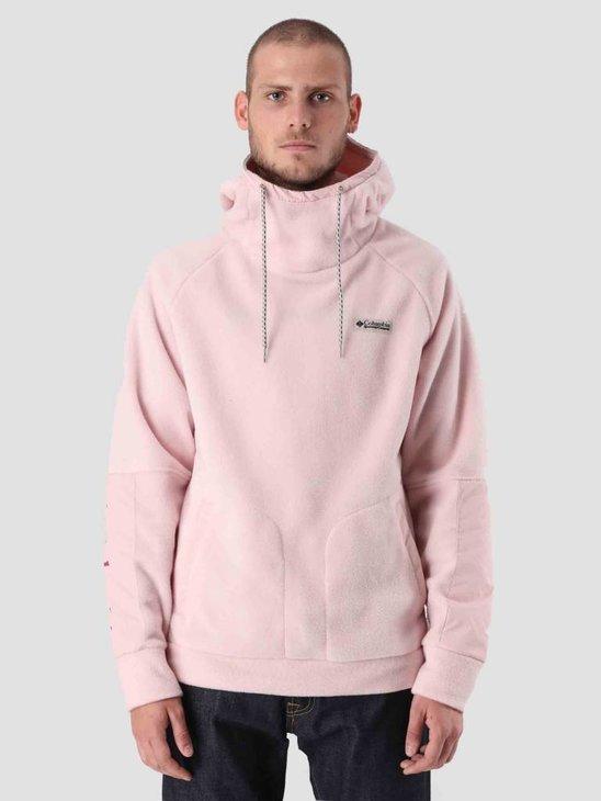 Columbia CSC Fleece Hoodie Dusty Pink Dusty Pink 1804871626