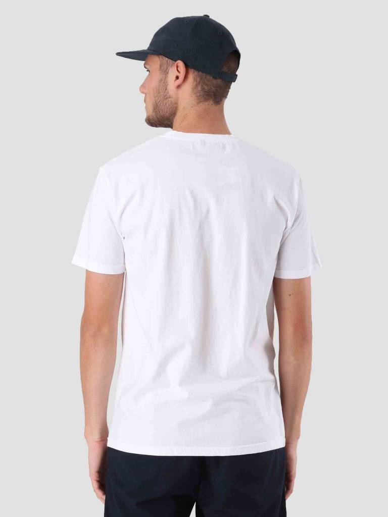 By Parra By Parra Seahawk In Antartica T-Shirt White 41720