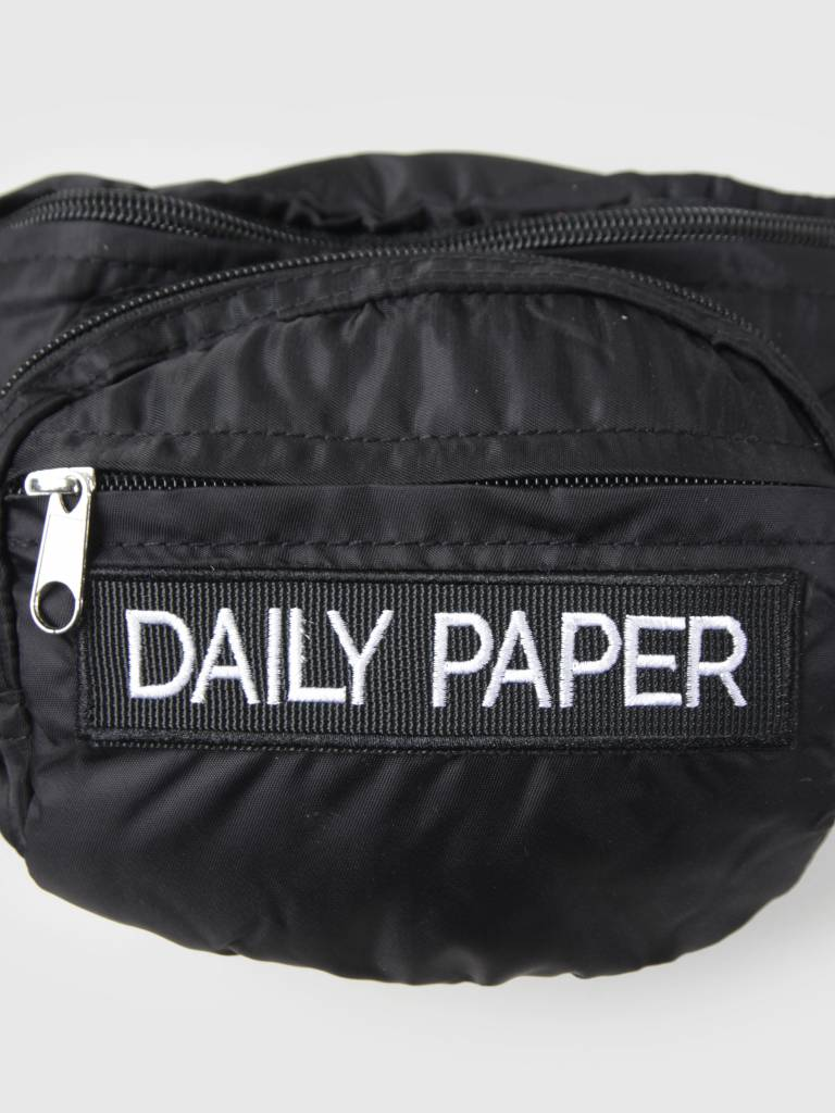 Daily Paper Daily Paper Waist Pack Black NOSA01