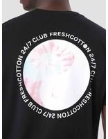 FRESHCOTTON FreshCotton Ying Yang T-Shirt Black