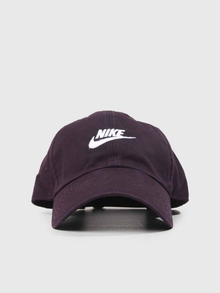 Nike Nike NSW H86 Cap Burgundy Ash Burgundy Ash White 913011-659 8051b3174031