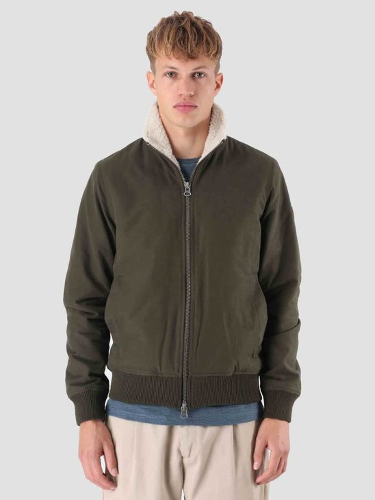 RVLT Lau Jacket Army 7572