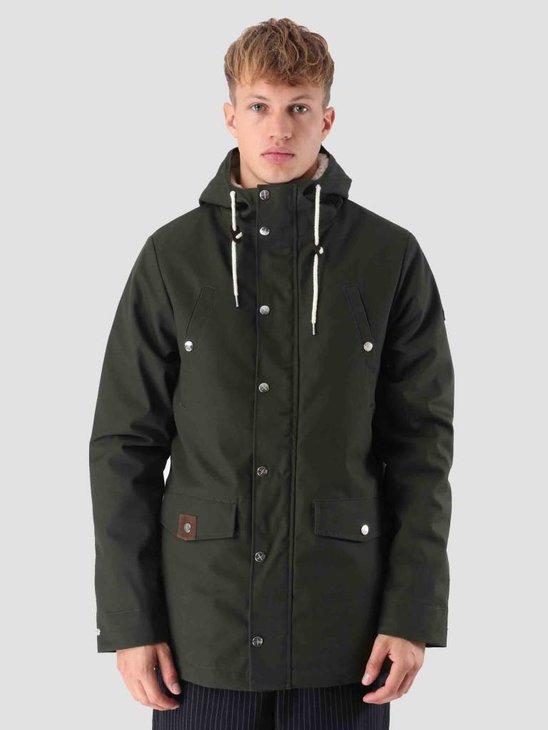 RVLT Leif Parka Jacket Army 7581
