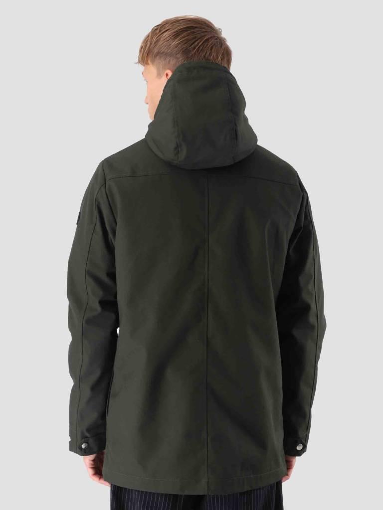 RVLT RVLT Leif Parka Jacket Army 7581