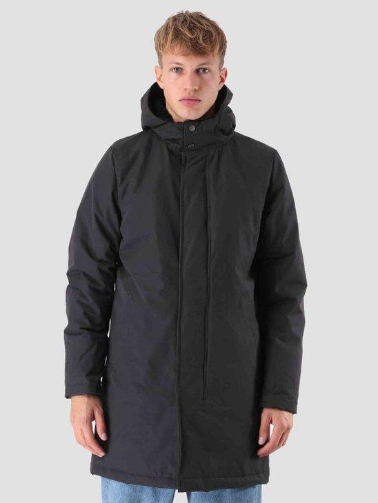 RVLT Malthe Parka Jacket Grey 7586