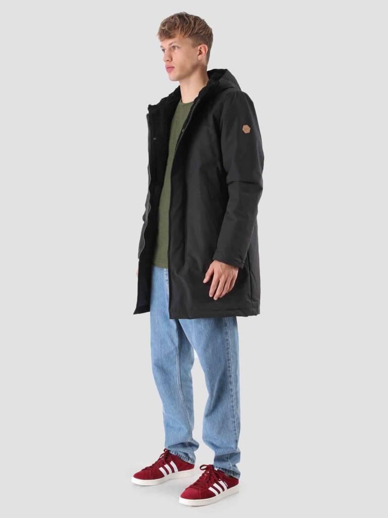 RVLT RVLT Malthe Parka Jacket Grey 7586