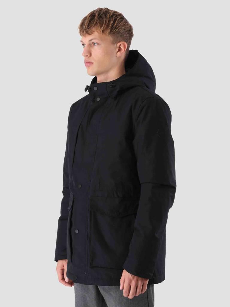 RVLT RVLT Ole Parka Jacket Black 7587