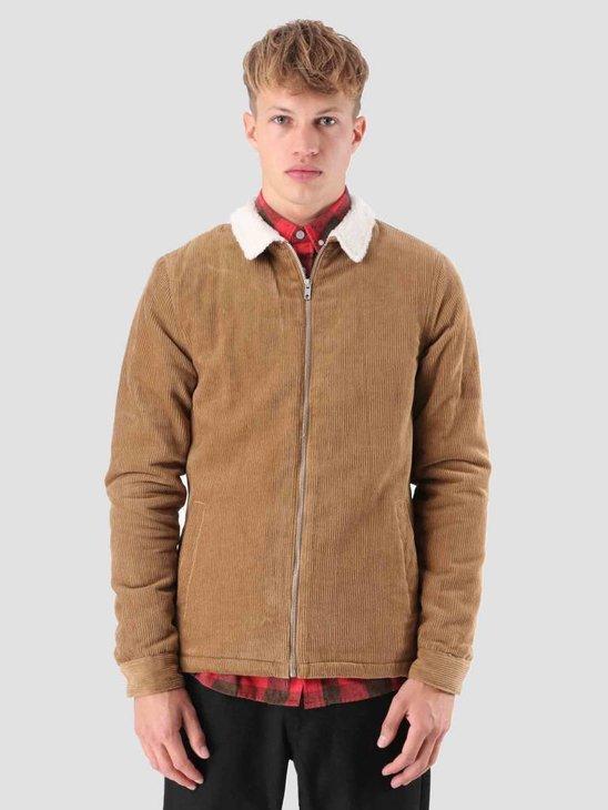 RVLT Thoeger Jacket Khaki 7569