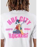 HUF HUF City Rockers T-Shirt White TS00364