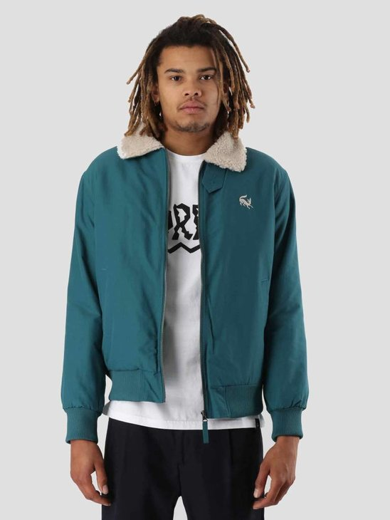 By Parra Scared Fox Topper Harley Deep Sea Green 42000