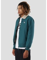 By Parra By Parra Scared Fox Topper Harley Deep Sea Green 42000