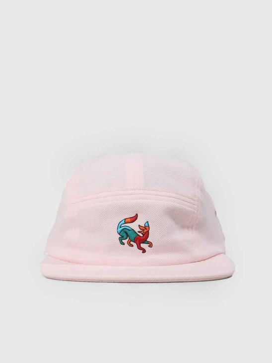By Parra Confused Fox Volley Hat Pink 41630