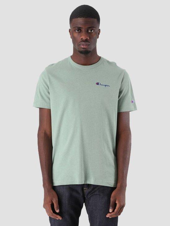 Champion Crewneck T-Shirt Green GEB GS039 211985