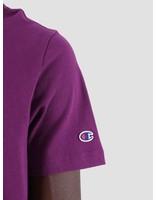 Champion Champion Crewneck T-Shirt Purple GJU VS029 211985
