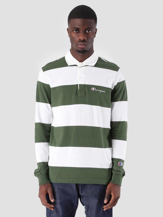 c Dark Green White Stripe BAF WHT GS536 212595