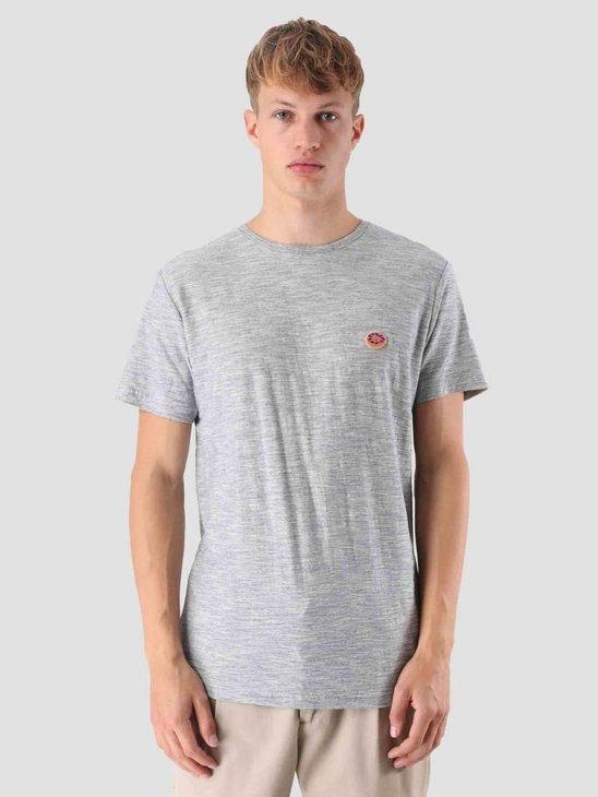 RVLT Kenneth Printed T-Shirt Black 1951 DOU