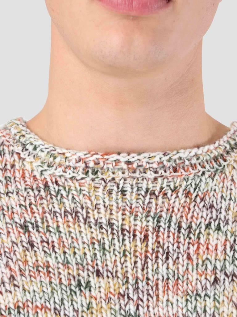 RVLT RVLT Mads Heavy Knit Off White 6475