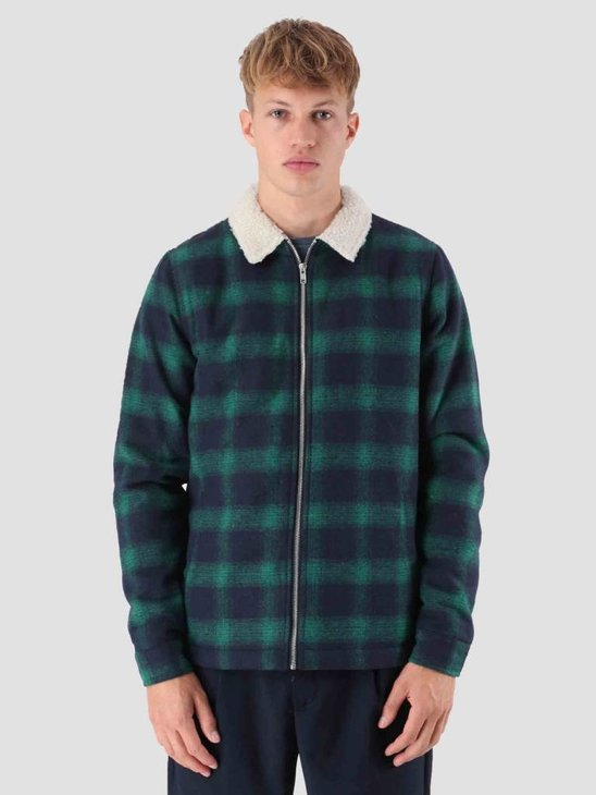 RVLT Thoeger Jacket Green 7567
