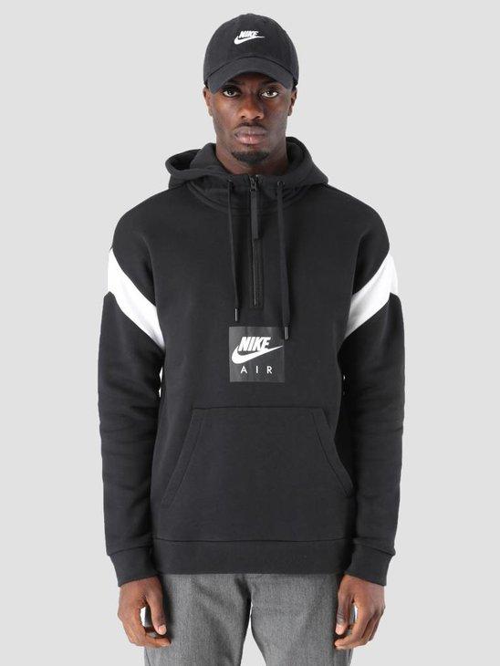 Nike Air Hoodie Black White 930454-010