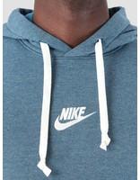 Nike Nike NSW Heritage Hoodie Blue Force Htr Sail 928437-474
