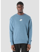 Nike Nike NSW Heritage Sweater Blue Force Htr Sail 928427-474