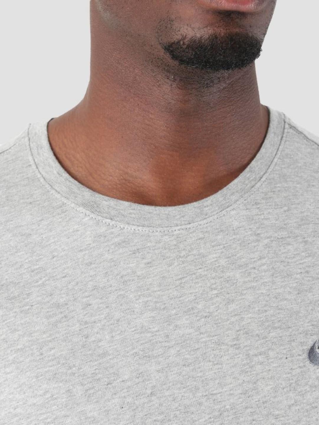 Nike Nike NSW DK T- Shirt Grey Heather Cool Grey 827021-063