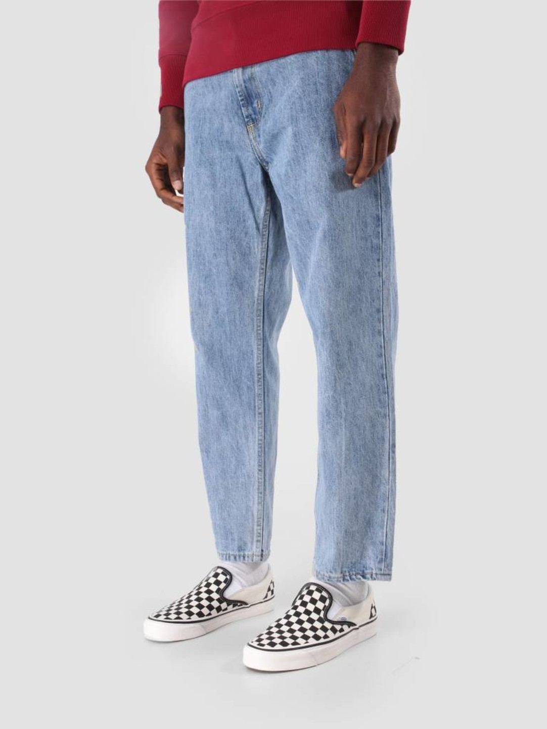 Obey Obey Bender Carpenter Denim Pant Light Indigo 142010060